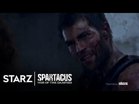 Spartacus: War of the Damned   Episode 2 Clip: Spartacus   STARZ