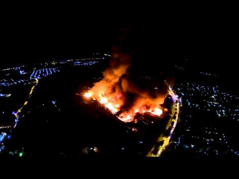 Thailand: Massive fire engulfs Phuket shopping center (VIDEOS)