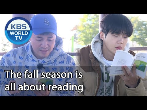 The fall season is all about reading [2 Days & 1 Night Season 4/ENG,MAL,CHN/2020.11.15]