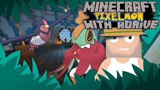 CAN I ACTUALLY WIN?! Minecraft Pixelmon Live with aDrive! by aDrive