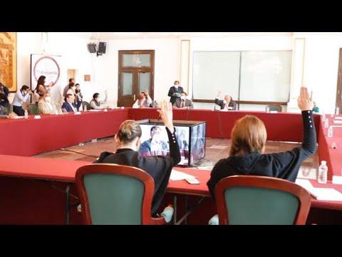 Cabildo H. Ayuntamiento de Tlalnepantla de Baz 20 enero 2021