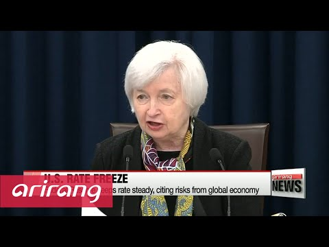 U.S. Federal Reserve leaves rates unchanged, sees just 2 hikes this year