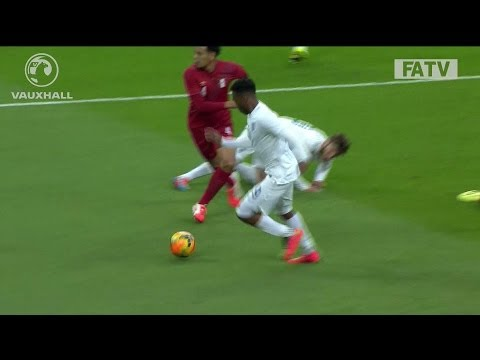 England 3 - 0 Peru