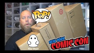 Video MULTIPLE RARE GOLD FUNKO POP + MORE NYCC POP + 1ST Ever Bimtoys Tiny Ghosts SELLING EVERYTHING! MP3, 3GP, MP4, WEBM, AVI, FLV Desember 2018