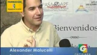 Noticiero Guatevision 01 05 2012 APF