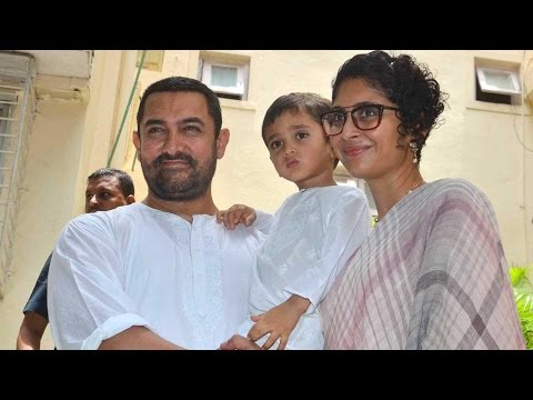 Aamir Khan Reveals His Special Eid Full Day Plans!