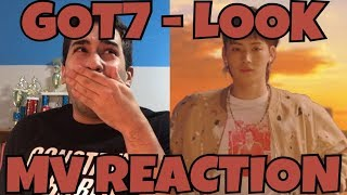Video GOT7 (갓세븐) - Look MV Reaction [AGHAJANDRO IS ALIVE AND WELL!] MP3, 3GP, MP4, WEBM, AVI, FLV Maret 2019