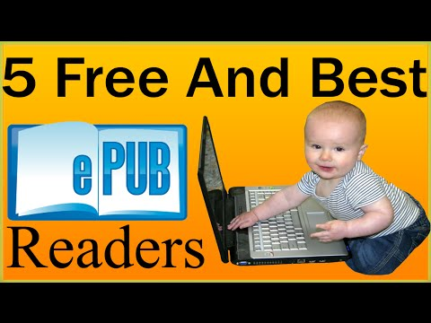 5 Best And Free Epub Readers To Read Epub eBooks On Windows/Mac/Android/iPhone/Linux
