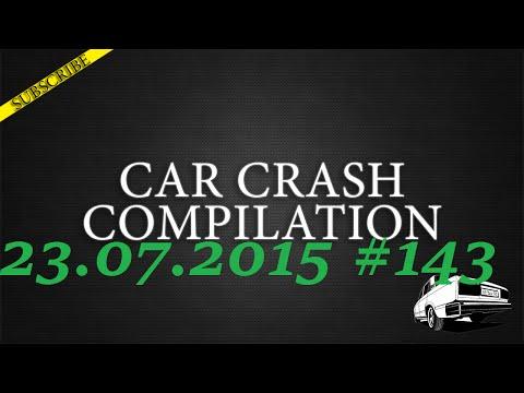 Car crash compilation #143 | Подборка аварий 23.07.2015