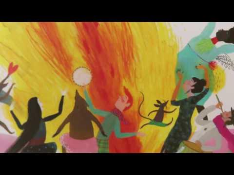 Booktrailer 'O dia de Ir e Vir', de Allain Allard e Mariona Cabassa