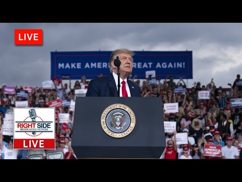 🔴 Watch LIVE: President Trump Holds Make America Great Again Event in Sanford, FL 10-2-20
