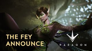 The Fey arrives to Paragon