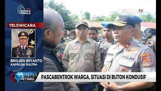 Video Simak! Ini Penyebab Pembakaran 87 Rumah di Buton, Sulawesi Tenggara MP3, 3GP, MP4, WEBM, AVI, FLV Juni 2019