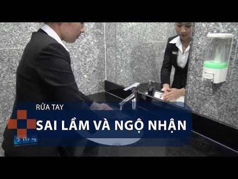 Rửa tay: Sai lầm và ngộ nhận | VTC1 - Thời lượng: 5 phút, 18 giây.