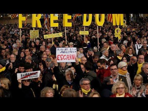 Δίκη Καταλανών: Η ώρα των κατηγόρων