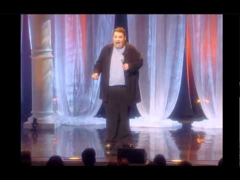 John Pinette on Camping LoL montreal comedy festival Exclusive