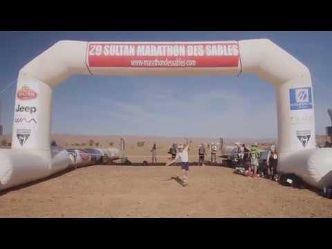 Happy Desert – 29th Sultan MARATHON DES SABLES 2014