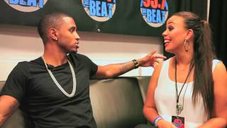 #HtownBeatdown Interview: Devi Devi with Trey Songz