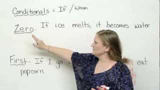 Conditionals - zero&first conditionals (English Grammar)