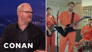 Jim Gaffigan: Leave Nickelback Alone!  - CONAN on TBS