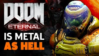 DOOM Eternal Is Metal As F**k by GameSpot