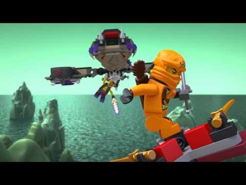"""Конструктор LEGO Ninjago 70746 """"Вертолетная атака анакондраев"""""""