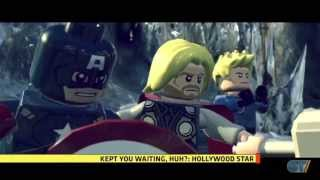 LEGO Marvel Super Heroes - E3 2013: Exclusive Trailer