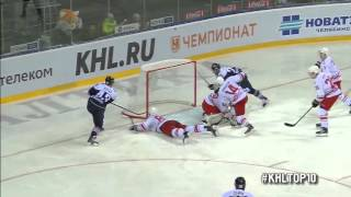 2016 Gagarin Cup Top 10 Saves