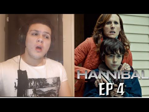 Watching HANNIBAL Season 1 Episode 4 for the FIRST TIME!! (HORROR SHOW REACTION)