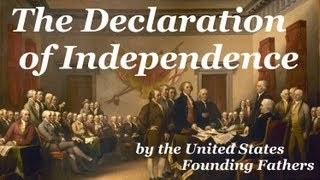 Declaration of Independence (Audio Book)