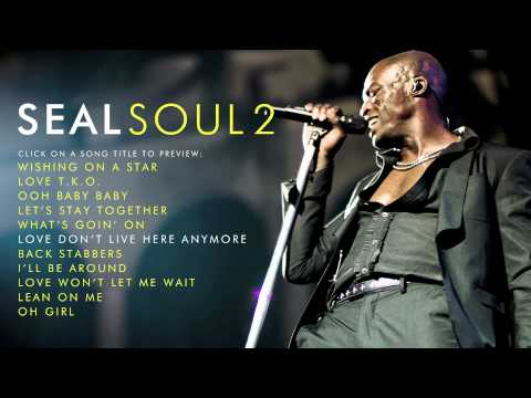 Seal - Love Don't Live Here Anymore [Audio]