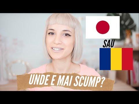 Comparam preturi din Japonia cu preturi din Romania!