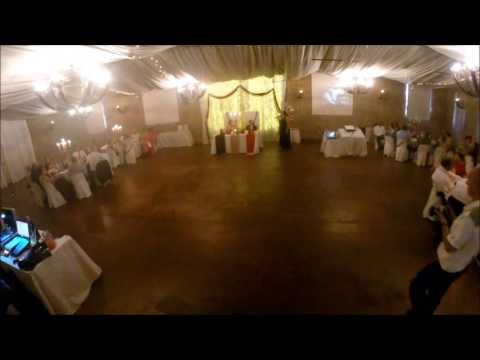 Bruidsmeisie spesiale boodskap