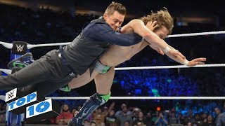 Nonton Top 10 SmackDown LIVE moments: WWE Top 10, October 3, 2018 Film Subtitle Indonesia Streaming Movie Download