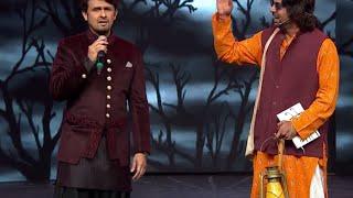 Sunil Grover as lyriKIST at #RSMMA!
