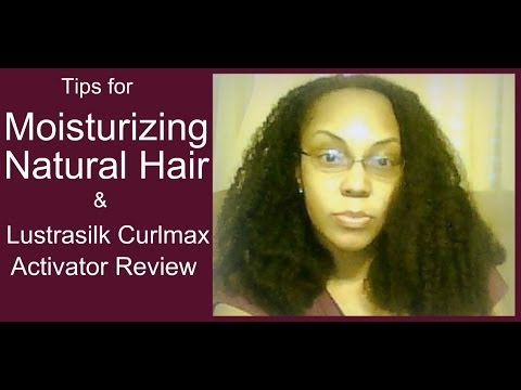natural hair care tips and products