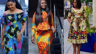 Video Latest Collection of #Ankara Styles 2019 for The Most Beautiful #African Queen MP3, 3GP, MP4, WEBM, AVI, FLV November 2018