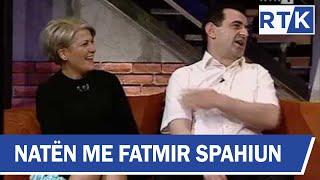 Naten me Fatmir Spahiun Albina Kelmendi & Familja muzikore