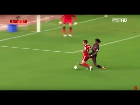 Tin Thể Thao 24h Hôm Nay (19h - 20/7): Arsenal Thắng Nghẹt Thở Bayern Munich Trên Chấm 11m - Thời lượng: 9:12.