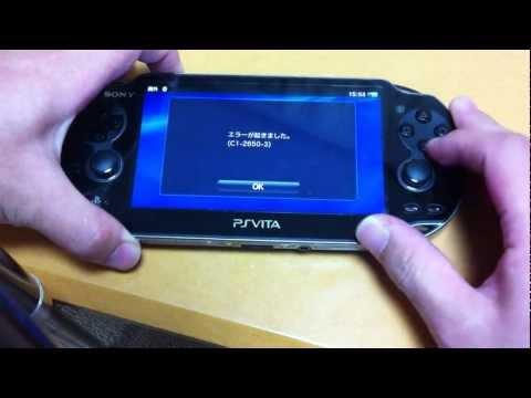 PS Vita : problème de freeze