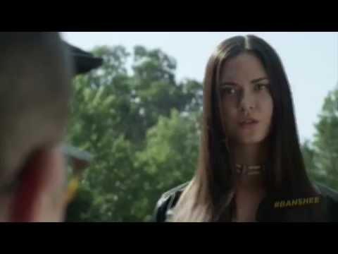 Banshee - Burton vs Nola Fight (fight only cut) Season 3 Episode 3