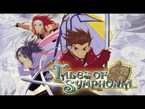 Nintendo Gamecube - Tales Of Symphonia by Namco -TBE