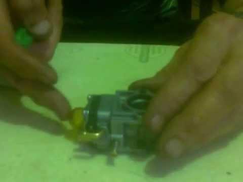 Не заводится триммер ремонт своими руками