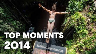 Top Moments from Red Bull Cliff Diving World Series 2014