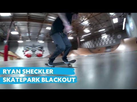 Ryan Sheckler Skatepark Blackout