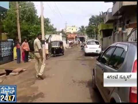 Stones thrown on ganesh procession in Bagalkot