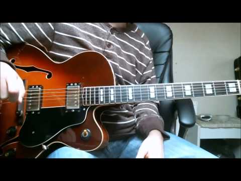 How to Play Coltrane Patterns on Guitar