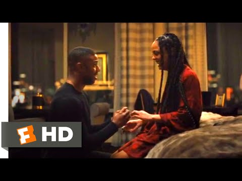 Creed II (2018) - Marry Me Scene (3/9) | Movieclips