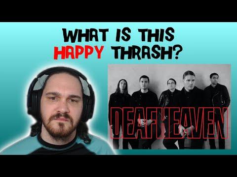 Composer/Musician Reacts to Deafheaven - Dream House (REACTION!!!)
