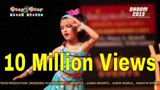 Ek Do Teen Song | Jacqueline Fernandez | Cute Girl Dance Performance | Step2Step Dance Studio